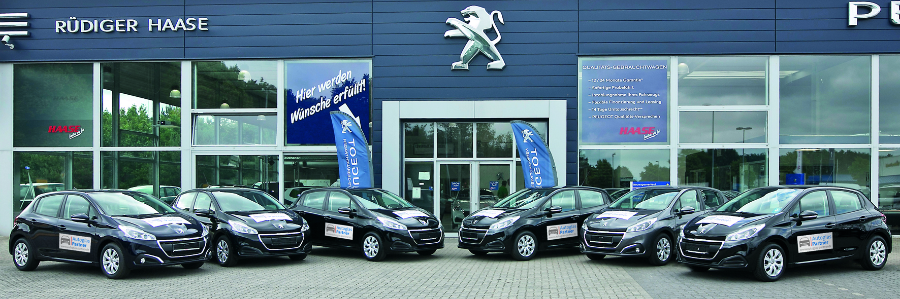 Vermietfahrzeug AG Partner